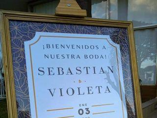 El casamiento de Violeta y Sebastian 2