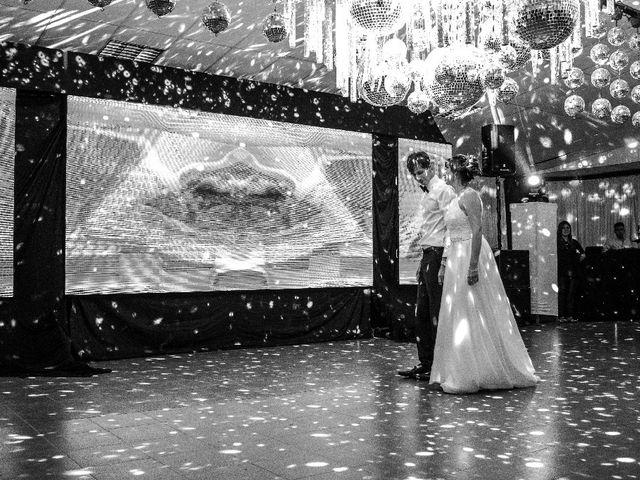 El casamiento de Violeta y Sebastian