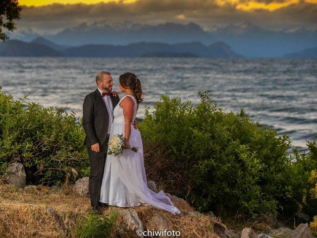 El casamiento de Dani y Fran