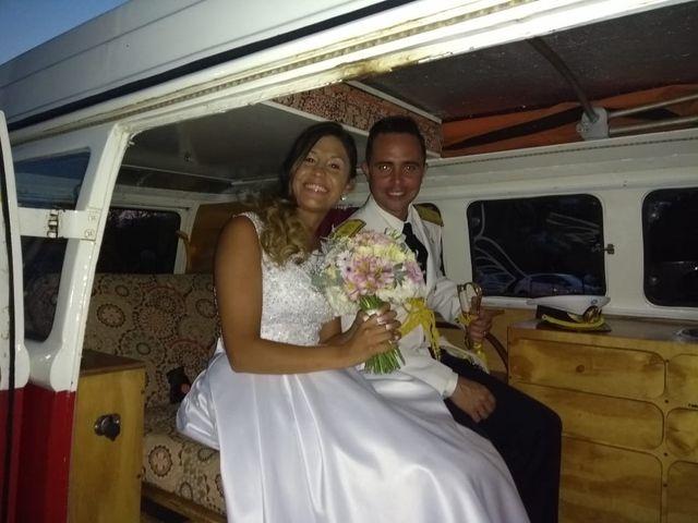 El casamiento de Aylen y Juan