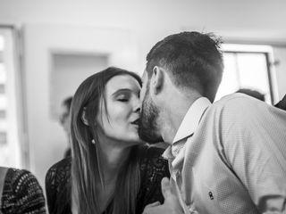 El casamiento de Agustina y Edgardo 1