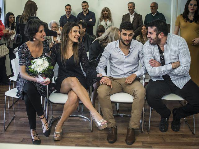 El casamiento de Edgardo y Agustina en Villa Urquiza, Capital Federal 4