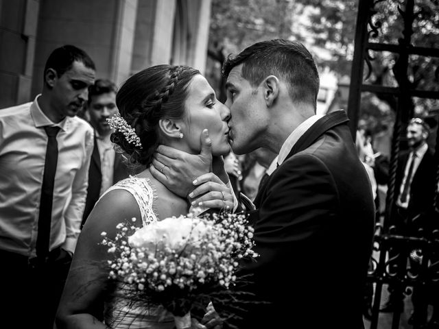 El casamiento de Edgardo y Agustina en Villa Urquiza, Capital Federal 33