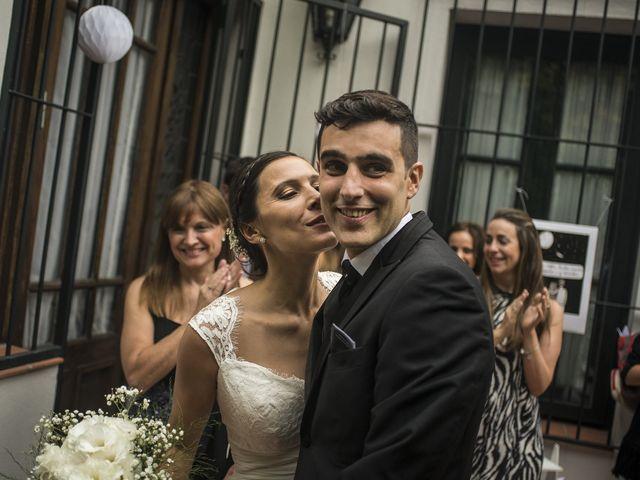 El casamiento de Edgardo y Agustina en Villa Urquiza, Capital Federal 39