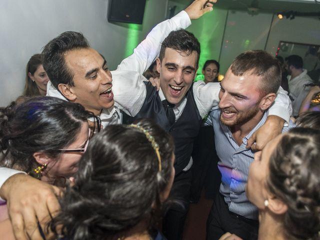 El casamiento de Edgardo y Agustina en Villa Urquiza, Capital Federal 65