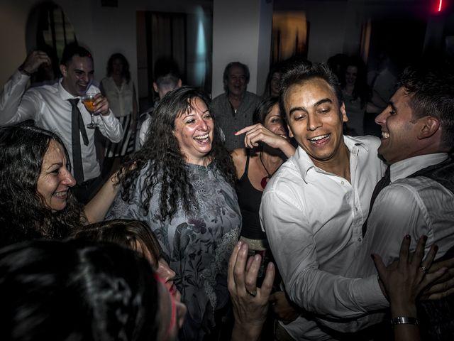 El casamiento de Edgardo y Agustina en Villa Urquiza, Capital Federal 78