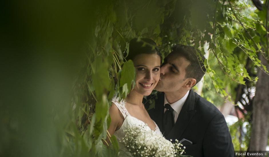 El casamiento de Edgardo y Agustina en Villa Urquiza, Capital Federal