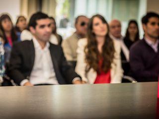 El casamiento de Rosario y Juani 1