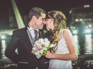 El casamiento de Rosario y Juani
