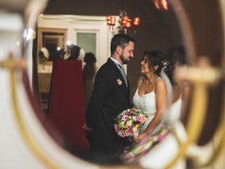 El casamiento de Leonor y Juan