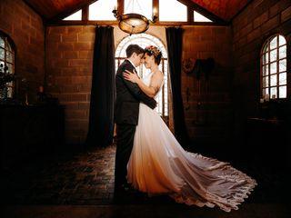 El casamiento de Ivi y Juan