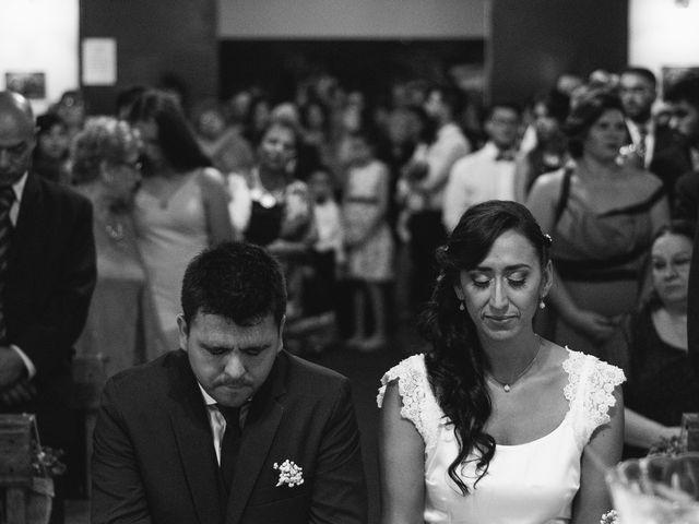 El casamiento de Pia y Lucas