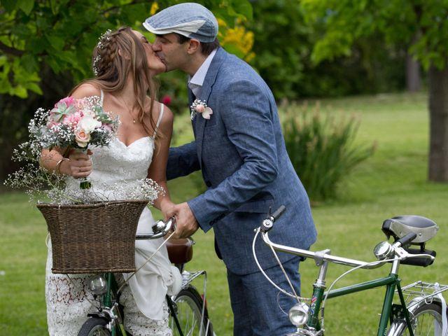 El casamiento de Marcia y Ignacio