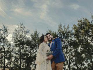 El casamiento de Meli y Roque 1