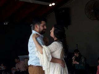 El casamiento de Meli y Roque 2