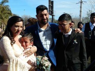 El casamiento de Meli y Roque 3