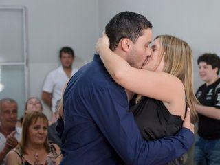 El casamiento de Julieta y Leandro 1
