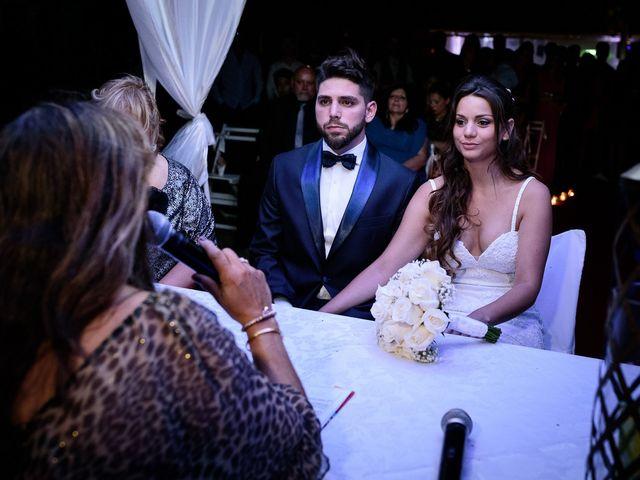 El casamiento de Anita y Rubén