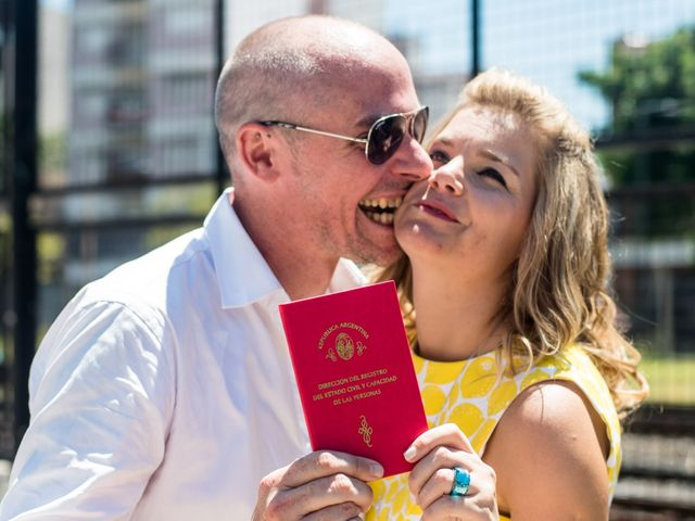 El casamiento de Federico y Cecilia en La Reja, Buenos Aires 33