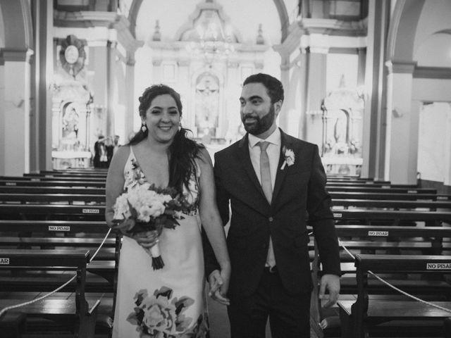 El casamiento de Lorena y Guillermo