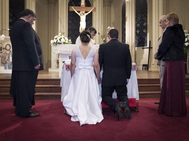 El casamiento de Rodrigo y Fernanda en Villa Allende, Córdoba 27