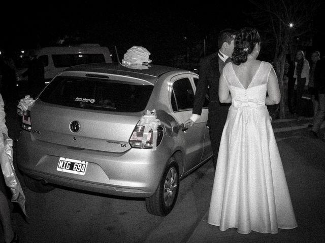El casamiento de Rodrigo y Fernanda en Villa Allende, Córdoba 32