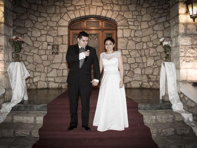 El casamiento de Rodrigo y Fernanda en Villa Allende, Córdoba 1