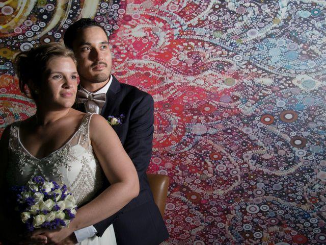 El casamiento de Julieta y Leandro