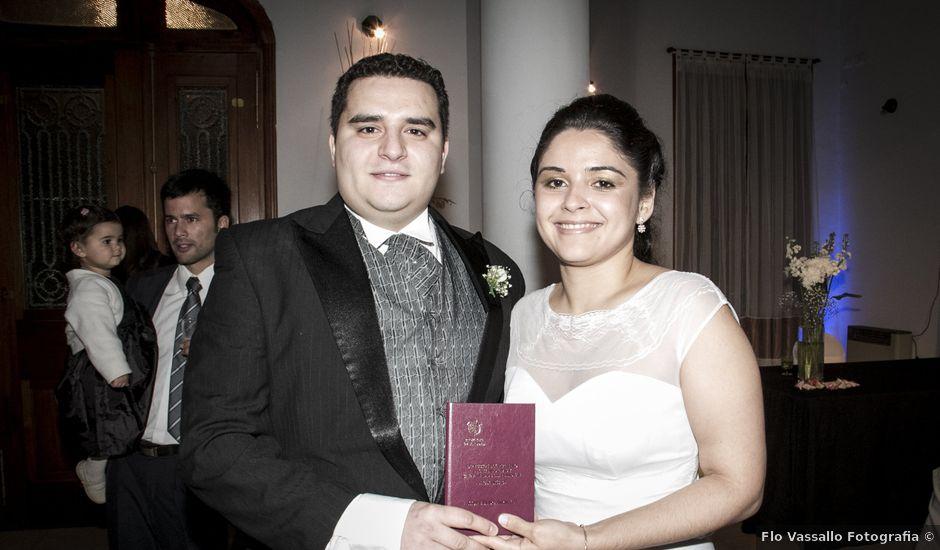 El casamiento de Rodrigo y Fernanda en Villa Allende, Córdoba