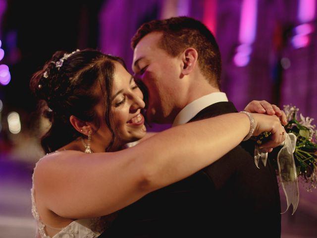 El casamiento de Milagros y Gabriel