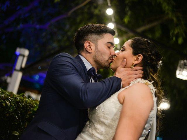 El casamiento de Maria y Esteban