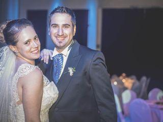 El casamiento de Fernanda y Ayrton