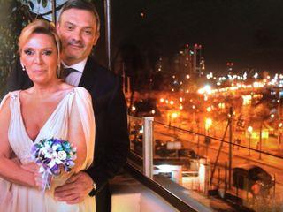 El casamiento de Marce y Ale