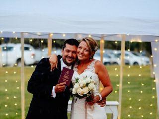 El casamiento de Daniela y Juan Pablo