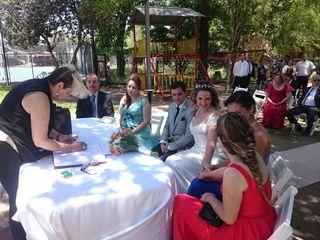 El casamiento de Ceci y Germán 1