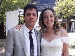 El casamiento de Ceci y Germán