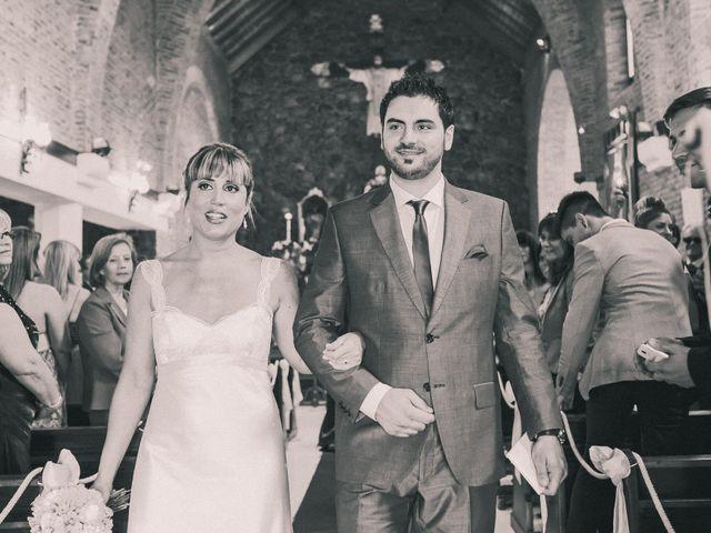 El casamiento de Euge y Fabri