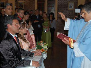 El casamiento de Walter y Claudia 1