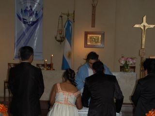 El casamiento de Walter y Claudia 3