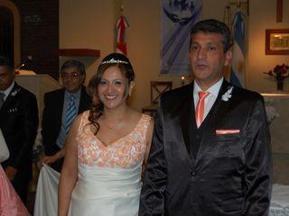 El casamiento de Walter y Claudia