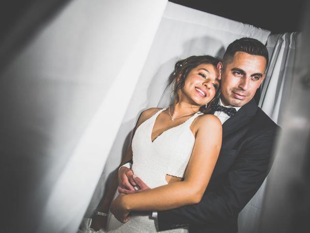 El casamiento de Evelyn y Gustavo