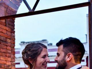 El casamiento de Vicky y Santi 2