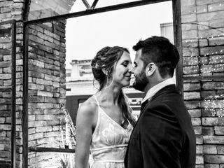 El casamiento de Vicky y Santi 3