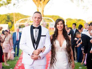 El casamiento de Lore y Alex