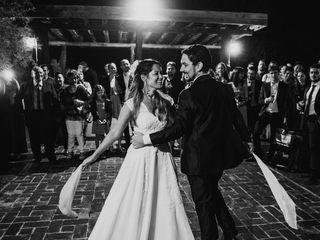 El casamiento de Yanina y Ariel