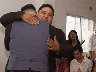 El casamiento de Facundo  y Sebastián 1