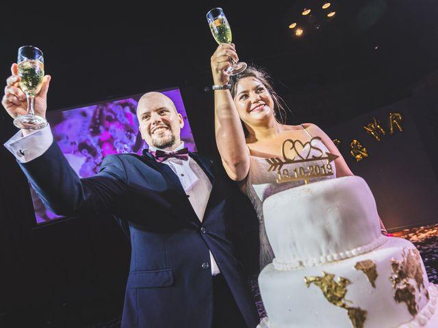 El casamiento de Caro y Sebas