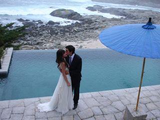 El casamiento de Carla y Lisandro