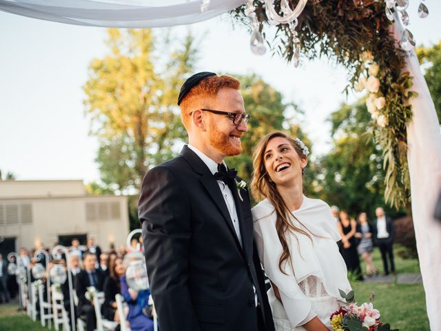 El casamiento de Flor y Hernán