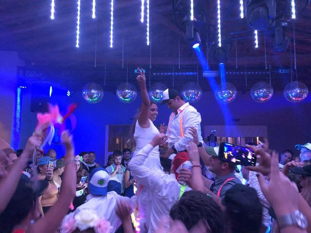 El casamiento de Janet y Matías